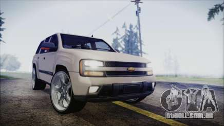 Chevrolet Triblazer para GTA San Andreas