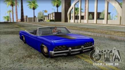 Blade Kounts Costume para GTA San Andreas