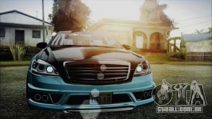 Carlsson Aigner CK65 RS v1 Headlights para GTA San Andreas