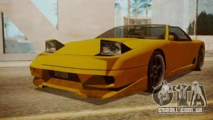 Better Super GT para GTA San Andreas