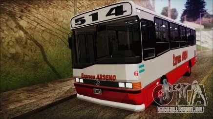 Mercedes-Benz OHL 1320 Linea 514 Expreso Arseno para GTA San Andreas