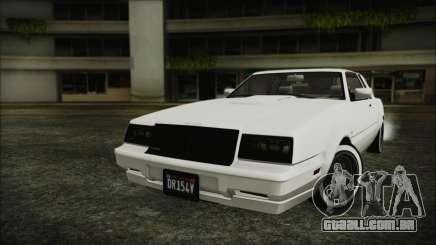 GTA 5 Willard Faction Custom without Extra Int. para GTA San Andreas