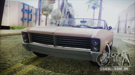 GTA 5 Albany Buccaneer Bobble Version IVF para GTA San Andreas