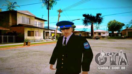 O funcionário do Ministério da Justiça v1 para GTA San Andreas