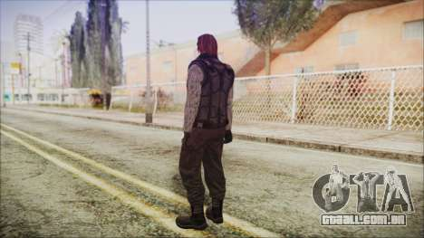 GTA Online Skin 3 para GTA San Andreas terceira tela