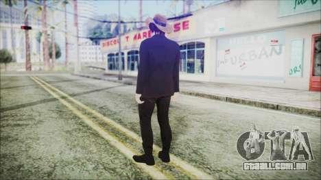 GTA Online Skin 29 para GTA San Andreas terceira tela