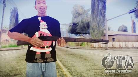 GTA 5 Musket - Misterix 4 Weapons para GTA San Andreas terceira tela