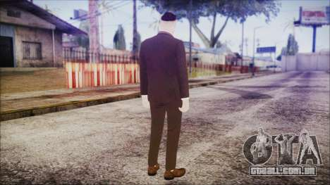 GTA Online Skin 14 para GTA San Andreas terceira tela