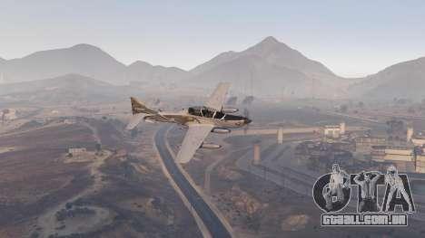 GTA 5 Embraer A-29B Super Tucano House sexta imagem de tela