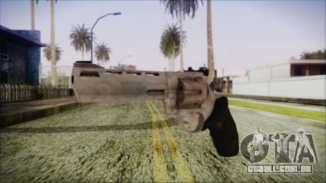 PayDay 2 Bronco .44 para GTA San Andreas