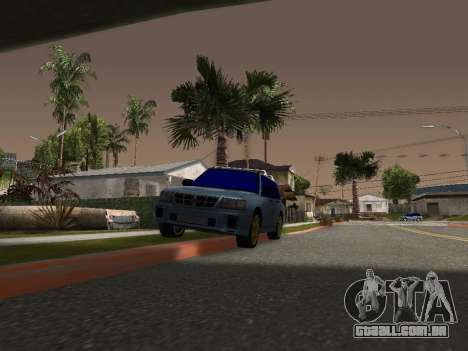 Subaru Forester 1998 para GTA San Andreas esquerda vista
