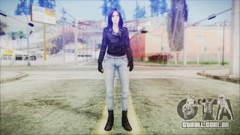 Marvel Future Fight Jessica Jones v1 para GTA San Andreas segunda tela