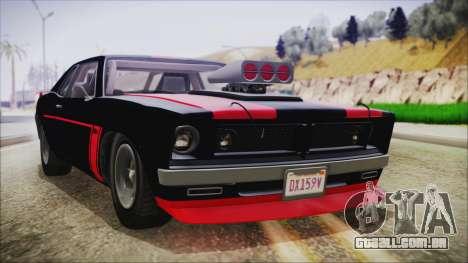 GTA 5 Declasse Tampa IVF para GTA San Andreas