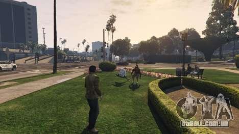 GTA 5 The Force Unleashed quinta imagem de tela