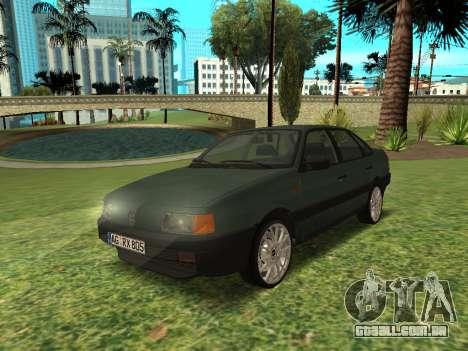 Volkswagen Passat B3 para GTA San Andreas