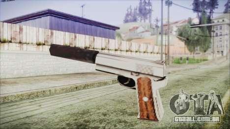 Wildey Magnum para GTA San Andreas segunda tela