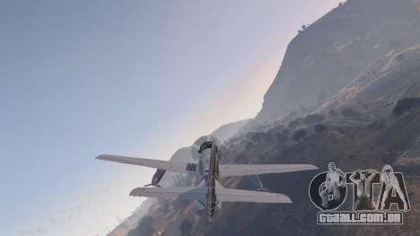 GTA 5 Embraer A-29B Super Tucano House quinta imagem de tela