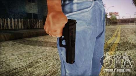 PayDay 2 Chimano 88 para GTA San Andreas terceira tela