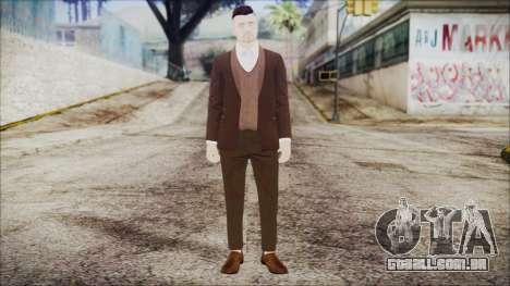 GTA Online Skin 14 para GTA San Andreas segunda tela