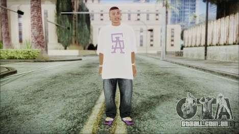 GTA 5 Ballas 1 para GTA San Andreas segunda tela