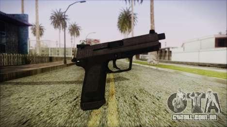 PayDay 2 Interceptor .45 para GTA San Andreas