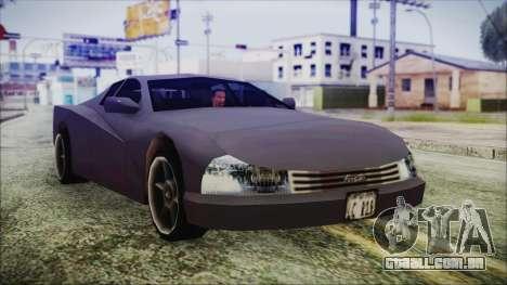 BETA Rocket para GTA San Andreas