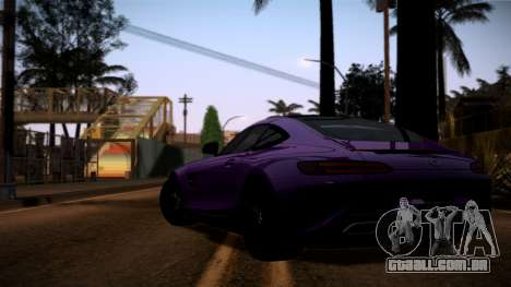 ENB by OvertakingMe (UIF) v2 para GTA San Andreas quinto tela