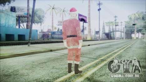 GTA 5 Santa Sucio para GTA San Andreas terceira tela