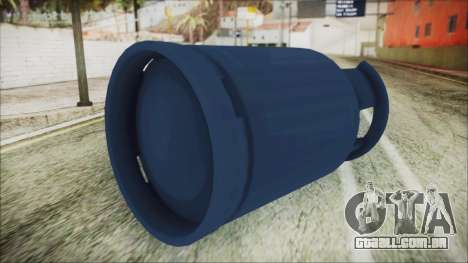 Gas LPG 12 kg para GTA San Andreas terceira tela