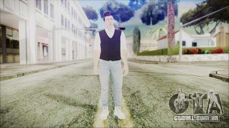 Skin GTA Online Bussines 3 para GTA San Andreas segunda tela