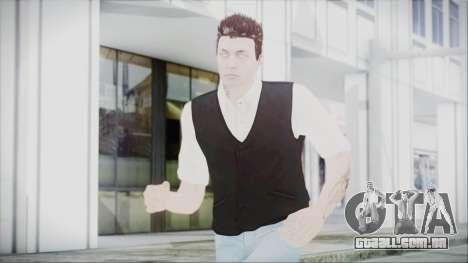 Skin GTA Online Bussines 3 para GTA San Andreas