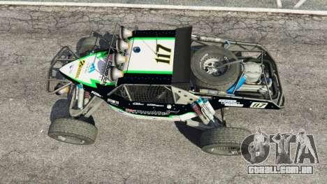 GTA 5 Ickler Jimco Buggy [Beta] voltar vista