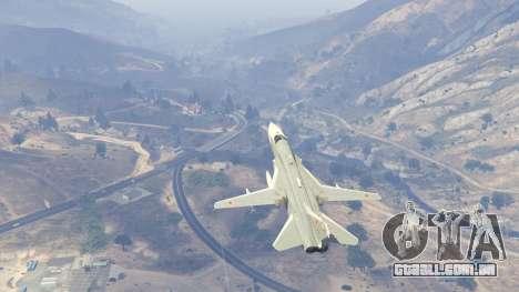 GTA 5 SU-24M sétima screenshot