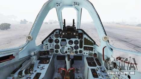 GTA 5 O Su-25 v1.1 quinta imagem de tela