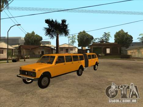 VAZ 2131 Hyper para GTA San Andreas