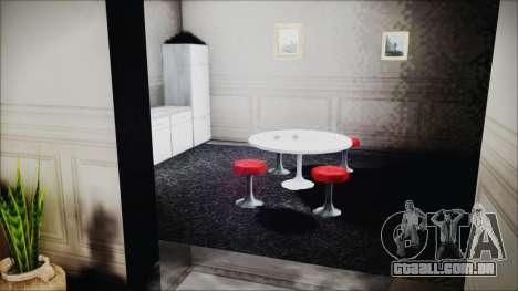 CJ House New Interior para GTA San Andreas