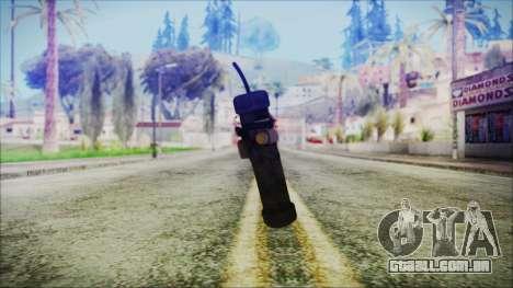 Pipe Bomb Reborn para GTA San Andreas segunda tela