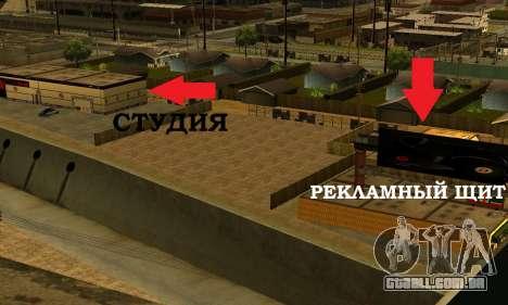 Monster Beats Studio by 7 Pack para GTA San Andreas sexta tela