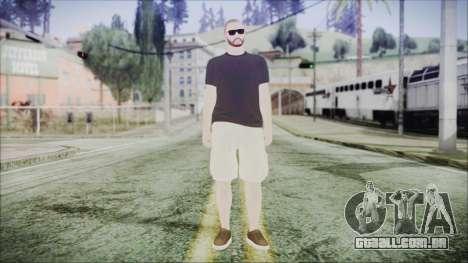 GTA Online Skin 4 para GTA San Andreas segunda tela