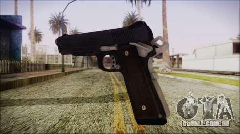 PayDay 2 Crosskill para GTA San Andreas terceira tela