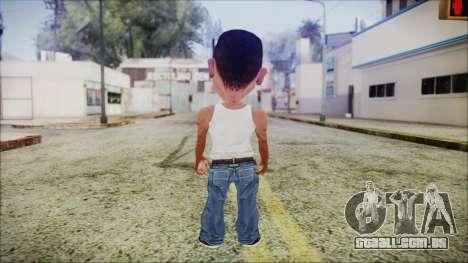 Mini CJ para GTA San Andreas terceira tela