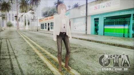 Life Is Strange Episode 5-2 Max para GTA San Andreas segunda tela