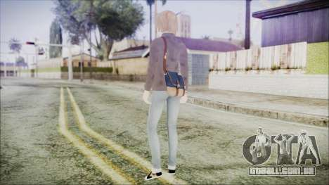 Life is Strange Episode 5-3 Max para GTA San Andreas terceira tela