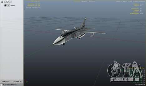 SU-24M para GTA 5