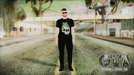 GTA Online Skin 24 para GTA San Andreas segunda tela
