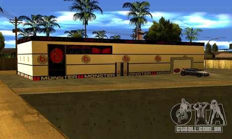 Monster Beats Studio by 7 Pack para GTA San Andreas segunda tela
