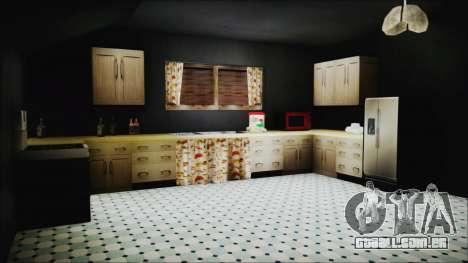 CJ House New Interior para GTA San Andreas sétima tela
