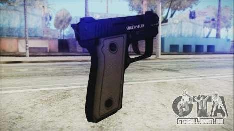 GTA 5 SNS Pistol v3 - Misterix Weapons para GTA San Andreas segunda tela