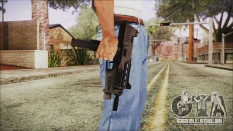 MP-970 para GTA San Andreas terceira tela
