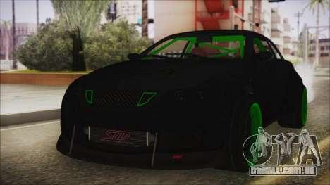GTA 5 Sentinel RS para GTA San Andreas